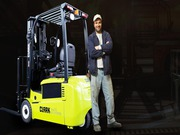 Your Complete Stop for Crown Electric Forklifts