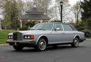 1985 Rolls-Royce Silver Spirit Spur Dawn