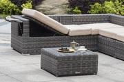 Wicker Adjustable Sofa Set on Sale