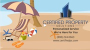 Best Honolulu Property Management - www.certifiedps.com