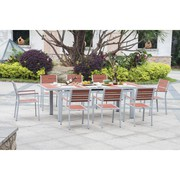Outdoor Extendable Dining Set On Sale