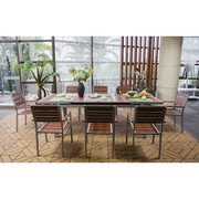 Patio Extendable Dining Set On Sale