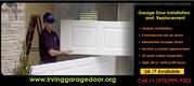 24 hrs Garage Door Opener Installation in $26.95 - Irving,  Dallas