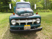 1951 Ford F4Base 999999 miles
