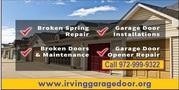 Emergency Garage Door Repair in Irving, TX | Call Us Now - $26.95