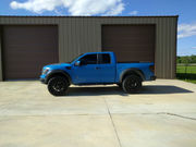 2010 Ford F-150SVT Raptor Extended Cab Pickup 4-Door