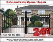 Gate & Gate Opener Repair | Call 713-473-8168
