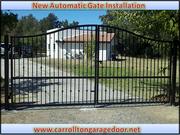 Gate & Gate Opener Repair Carrollton,  TX