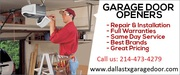 Affordable Garage Door Spring Repair Services Dallas,  TX