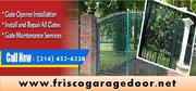 Starting $26.95 Gate Repair and Installation Service Frisco,  Dallas