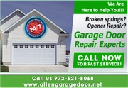 Same Day Services for New Garage Door Installation 75071,  Dallas TX
