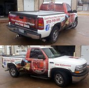 Vehicle Wrap Experts in Texas
