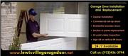 Expert Garage Door Installation | 75056,  Dallas