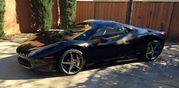 2014 Ferrari 458 Coupe