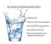 The Benefits of Alkaline Water