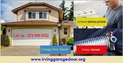 Expert Garage Door Installation and Repair- Irving,  Dallas   $26.95