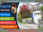 Residential Garage Door Installation Carrollton,  TX
