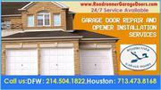 Quick and reliable Garage Door Repair Rowlett,  TX