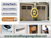 Emergency Garage Door Installation 75007 | Starting @ $26.95