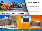 Get one of the Best New Gate Installation Richardson TX