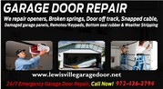 Specialized Garage Door Repair 75056,  TX