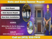 Emergency New Gate Installation in Richardson TX | Call us 9722327919