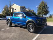 FORD F-150 2017 Ford F-150 Raptor Blue Crew Cab Pickup 4-door