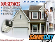 Broken Garage Door Repair Expert Company in Frisco,  TX