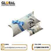 Wholesale Custom Pillow Boxes