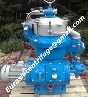 Refurbished Alfa Laval centrifuge separators and spares MOPX-207,  205