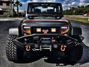 "2017 Jeep Wrangler CUSTOM LIFTED XD ROCKSTAR 3' S NITTO 35"" S"