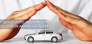 Quick Auto Insurance Quotes in Amarillo,  Texas