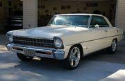 1966 Chevrolet Nova Sedan