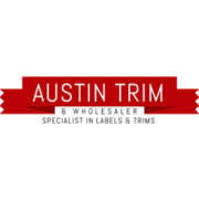 Austin trim | Best woven labels in USA | Wholesaler | tags | woven lab