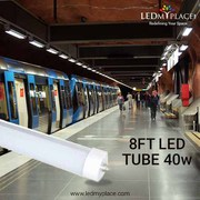 Purchase Now Energy Efficient single pin 8ft 40w LED tubes