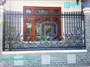 Cheap Nice Wrought Iron Fence Panels