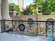 Manufacturer Of Wrought Iron Porch Railing,  Balcony Railing